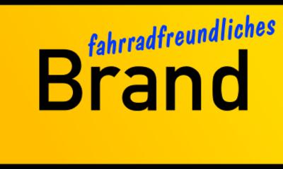 Fahrradfreundliches Brand