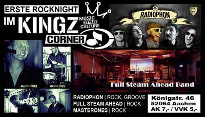 Rocknight im KingZCorner