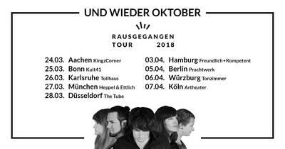 Rausgegangen Tour: Und Wieder Oktober // Aachen