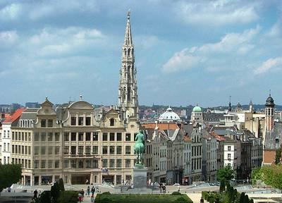 Exkursion | Architekturspaziergänge: Bruxelles fünfmal Hauptstadt