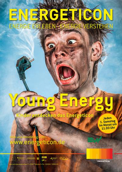 Young Energy - Kinder entdecken das ENERGETICON