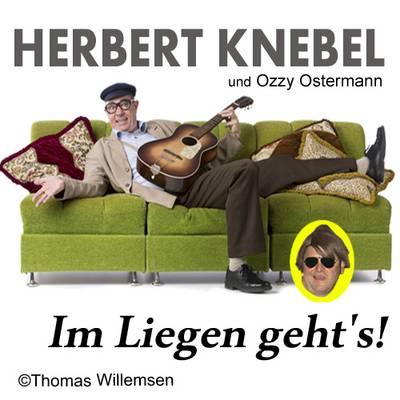 HERBERT KNEBEL - Im Liegen geht's!