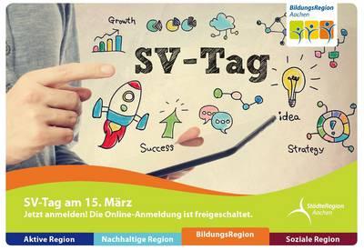 7. Städteregionaler Schülervertretungstag