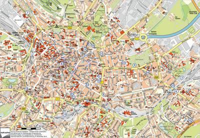 Stadtplan für Neu-AachenerInnen