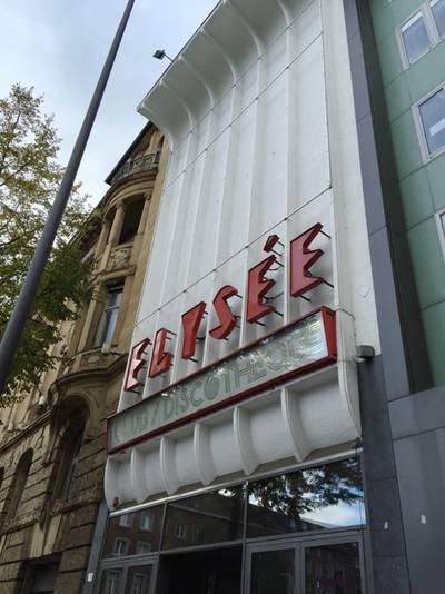 Elysée-Fassade erhalten